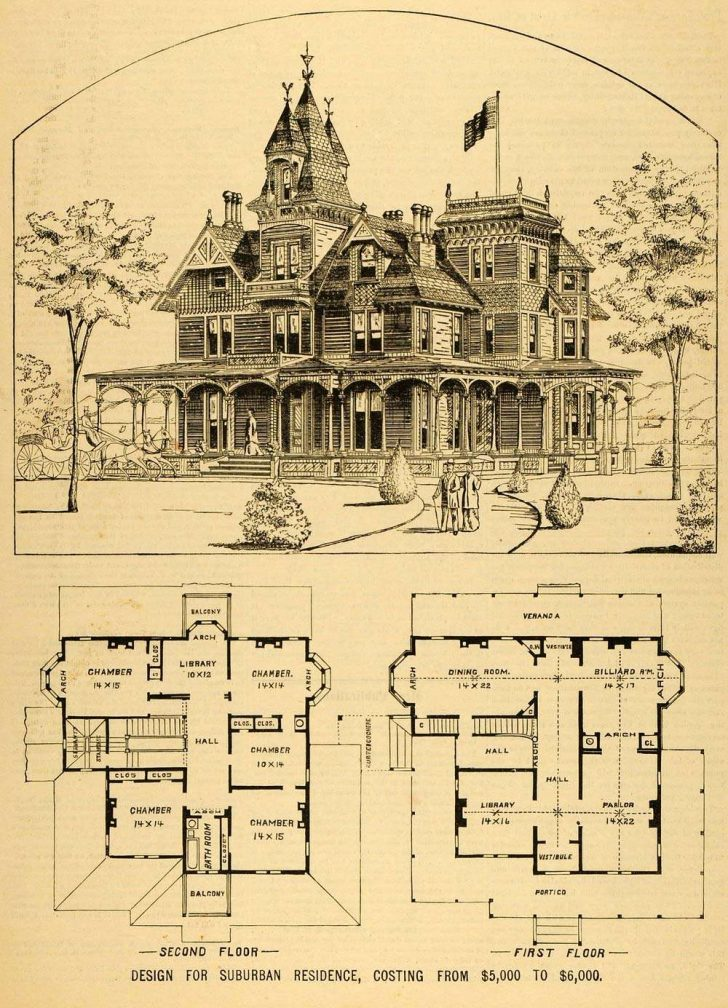 728x1008 Floor Plans Victorian Homes And Plansvictorian Brilliant Plan