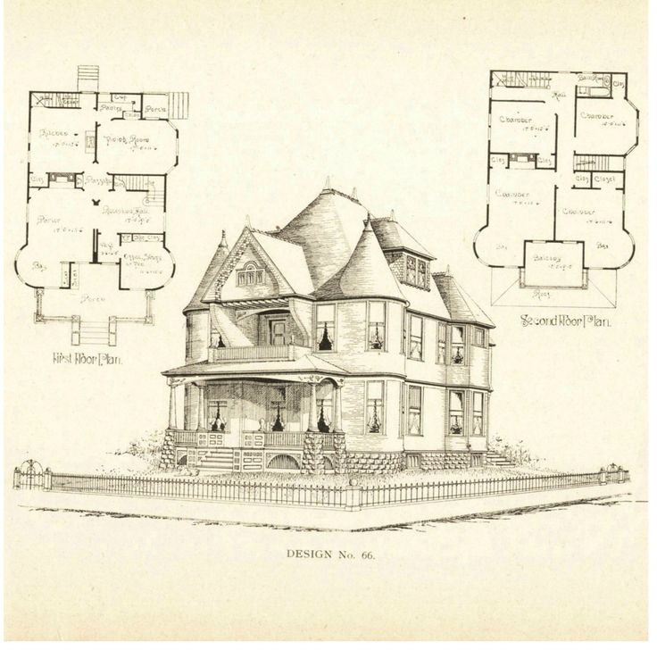 736x728 Victorian House Plans Floor Plan Drawing Modern Authentic Country