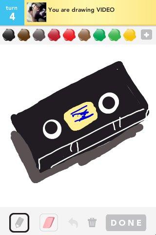 320x480 Video Drawings