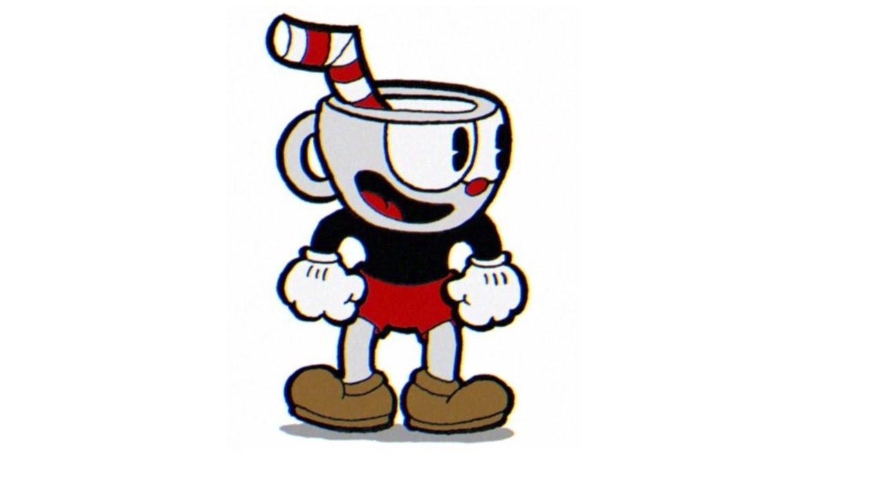 1280x720 How To Draw Cuphead, The Video Game Character