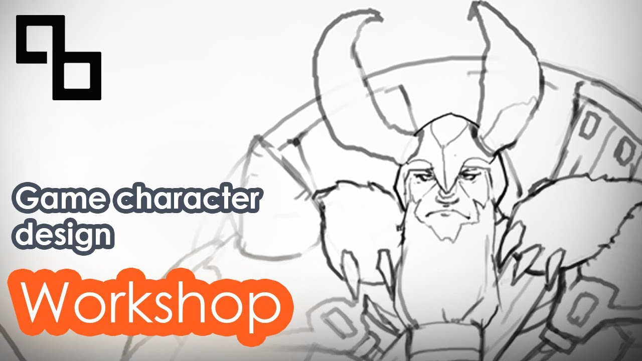 1280x720 Designing A Game Character