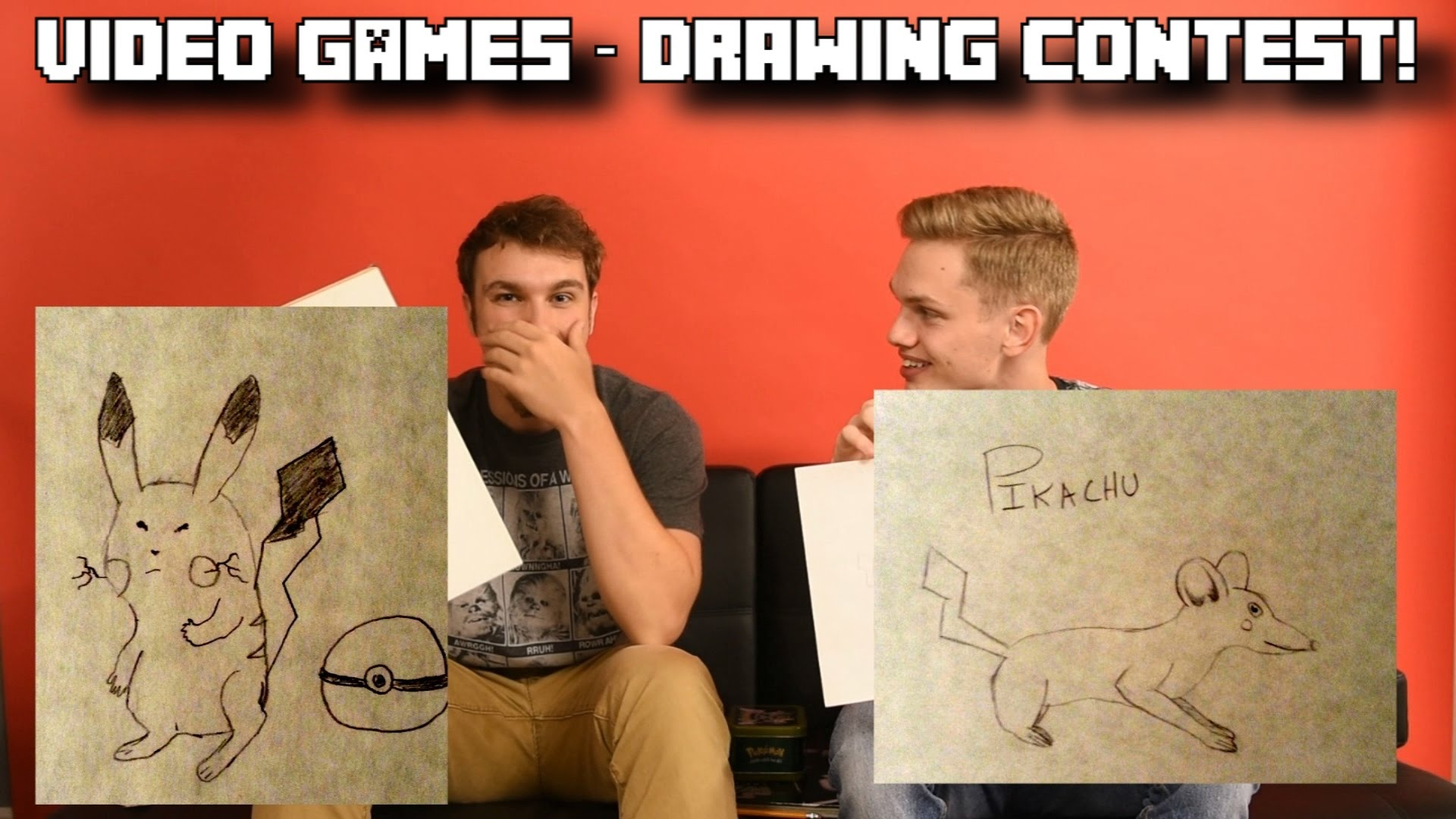 1920x1080 Drawing Challenge Video Video Game Character Challenge!!!