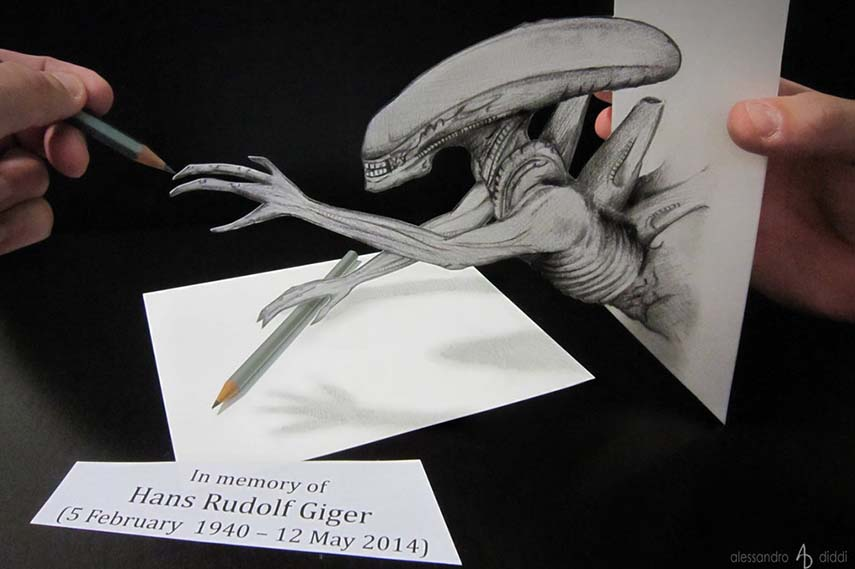 855x569 what is the place of 3d pencil drawings in the world of art and
