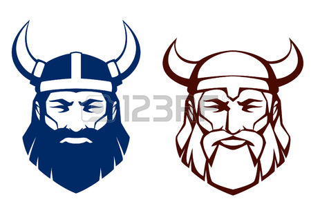 450x315 4,033 Viking Helmet Stock Vector Illustration And Royalty Free