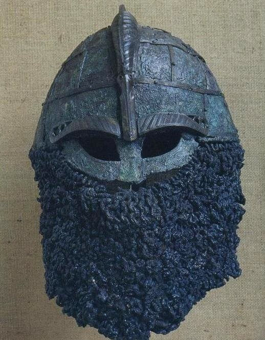 518x666 Why Is This The Only Existing Viking Age Helmet