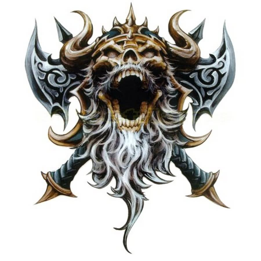 viking skull drawing at free for personal use viking skull drawing of your choice. Black Bedroom Furniture Sets. Home Design Ideas
