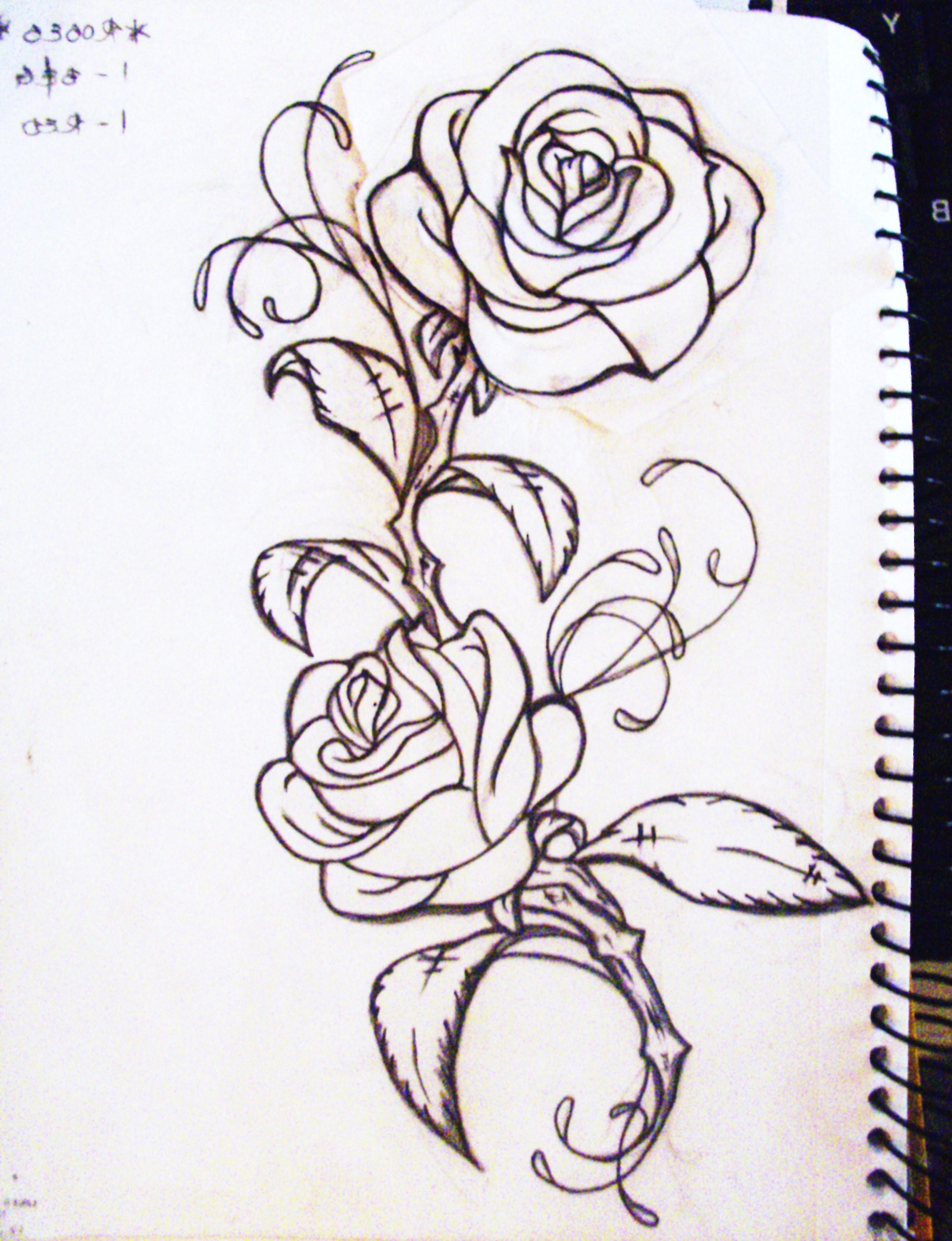 Vine Tattoo Drawings Best Tattoo Ideas