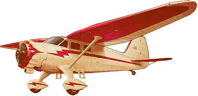 409x199 Stinson Gullwing Aircraft