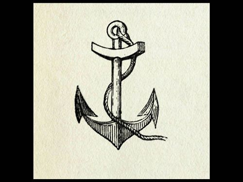 500x375 Vintage Anchor Drawing Vintage Images Drawings