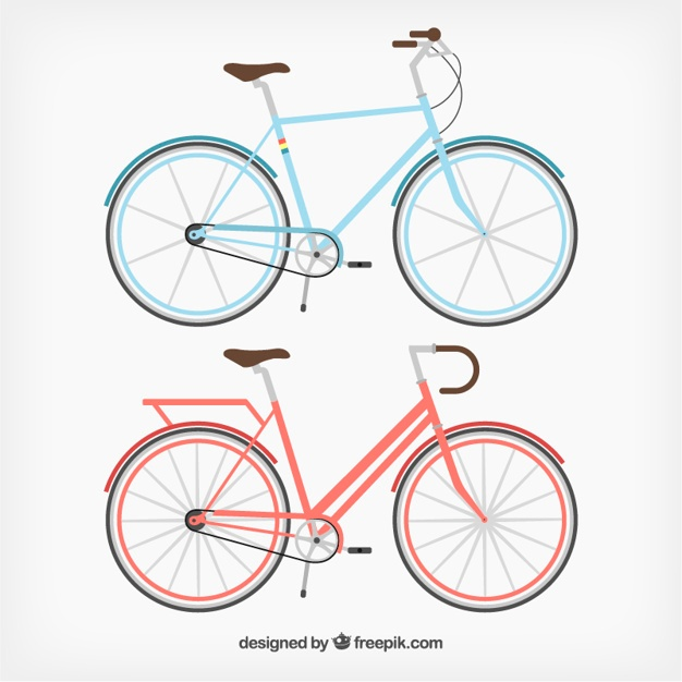 626x626 Vintage Bicycle Vectors, Photos And Psd Files Free Download