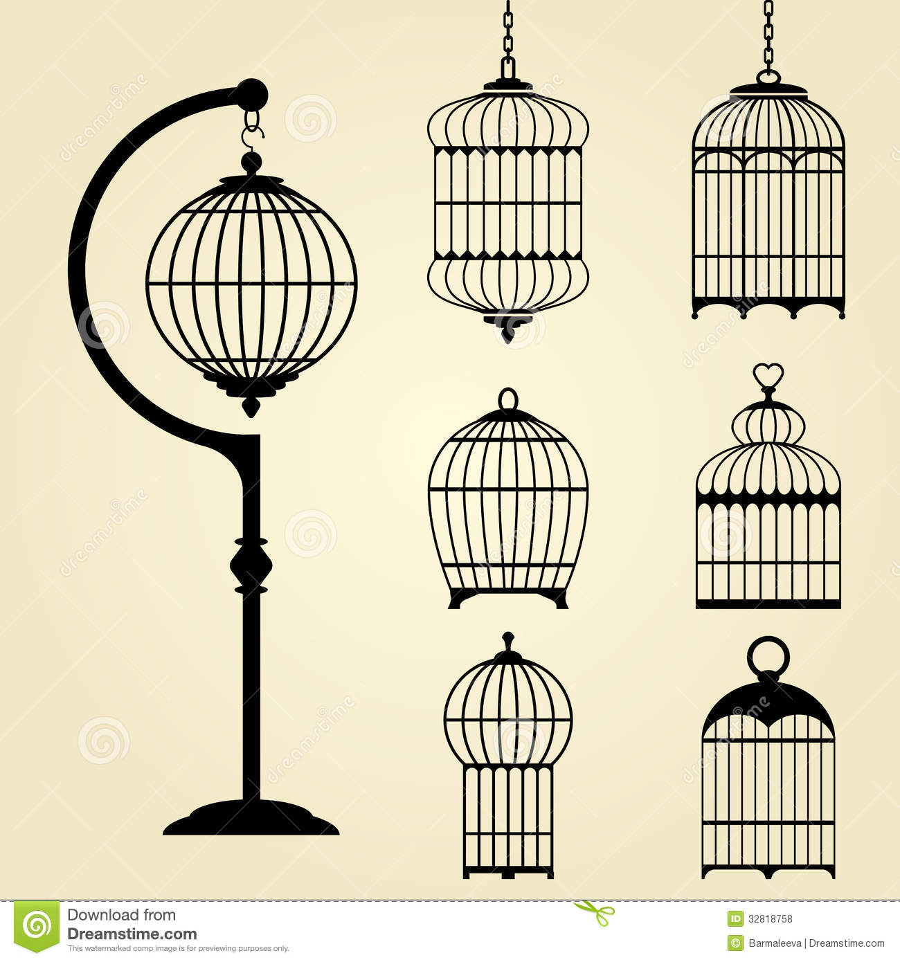 1300x1390 Set Of Vintage Bird Cages Vintage Images Bird