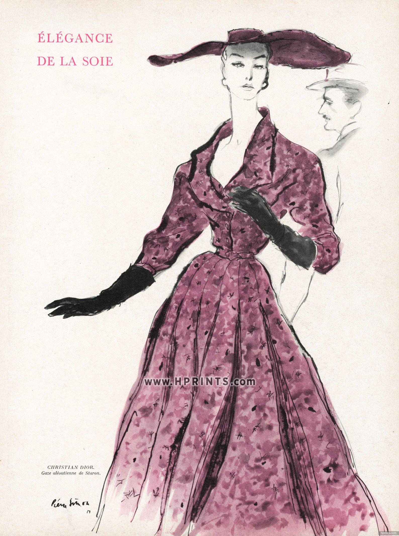 1588x2128 Fashion Illustrations 1940 50 Recent Additions Vintage Fashion
