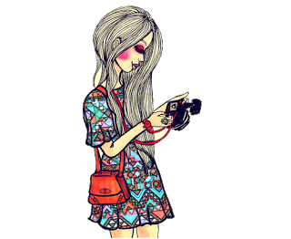 320x262 Vintage Girl Png 10 By On @