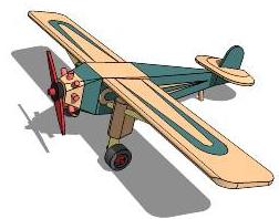 Vintage Plane Drawing At GetDrawings
