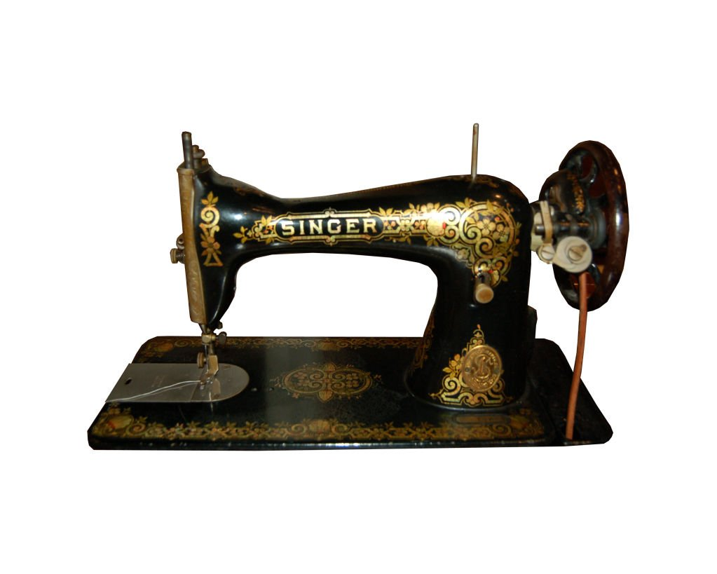1023x819 Singer Sewing Machine And Cabinet