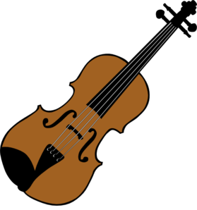 279x298 Smb Violin Clip Art