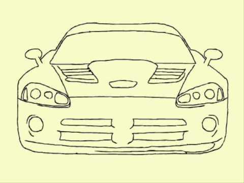480x360 Dodge Viper Draw