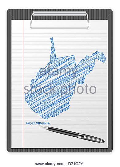 390x540 West Virginia Drawing Stock Photos Amp West Virginia Drawing Stock