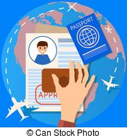 180x195 Work Visa Application Clipart And Stock Illustrations. 34 Work