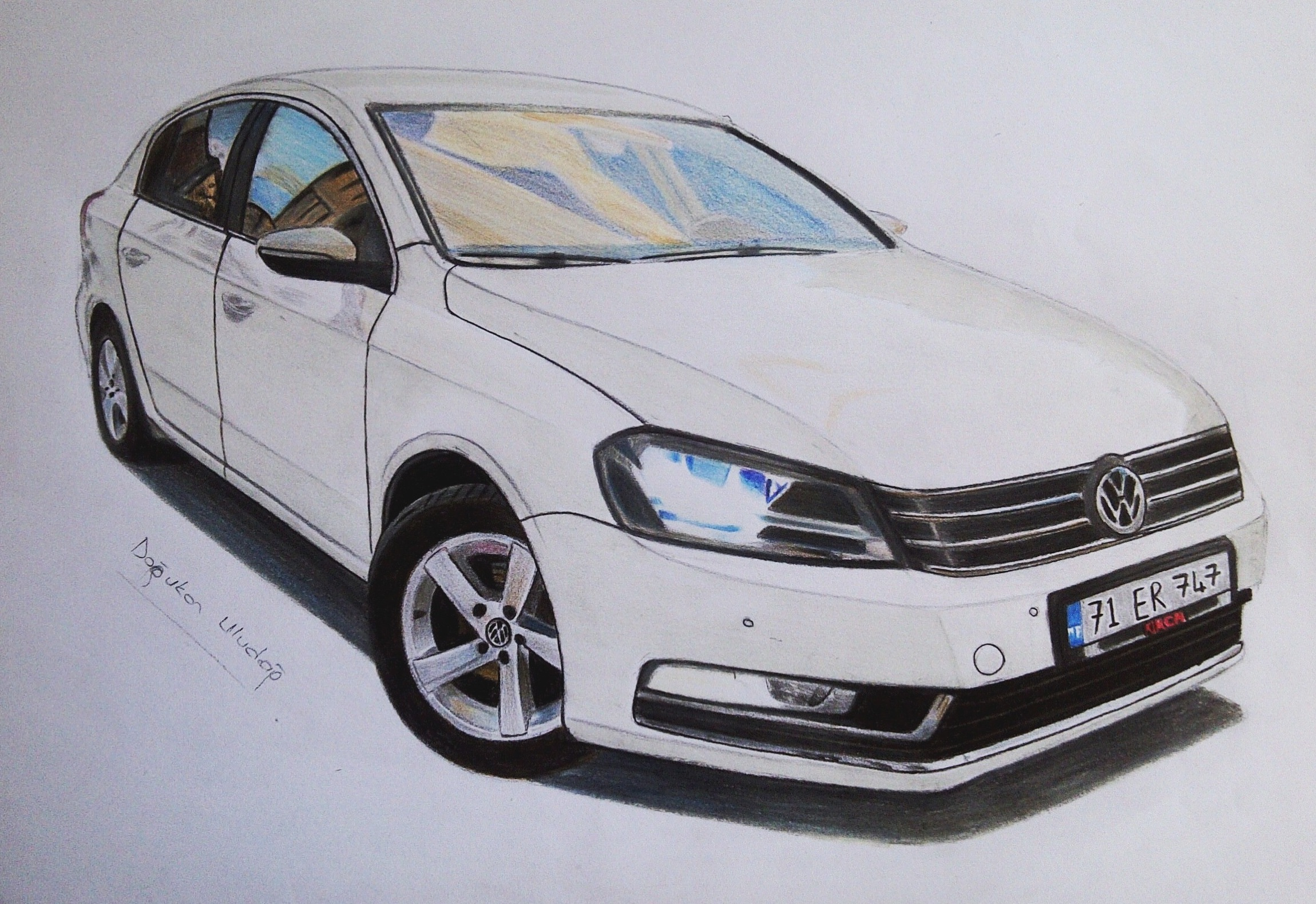 Ausmalbilder Autos Vw : Volkswagen Drawing At Getdrawings Com Free For Personal Use