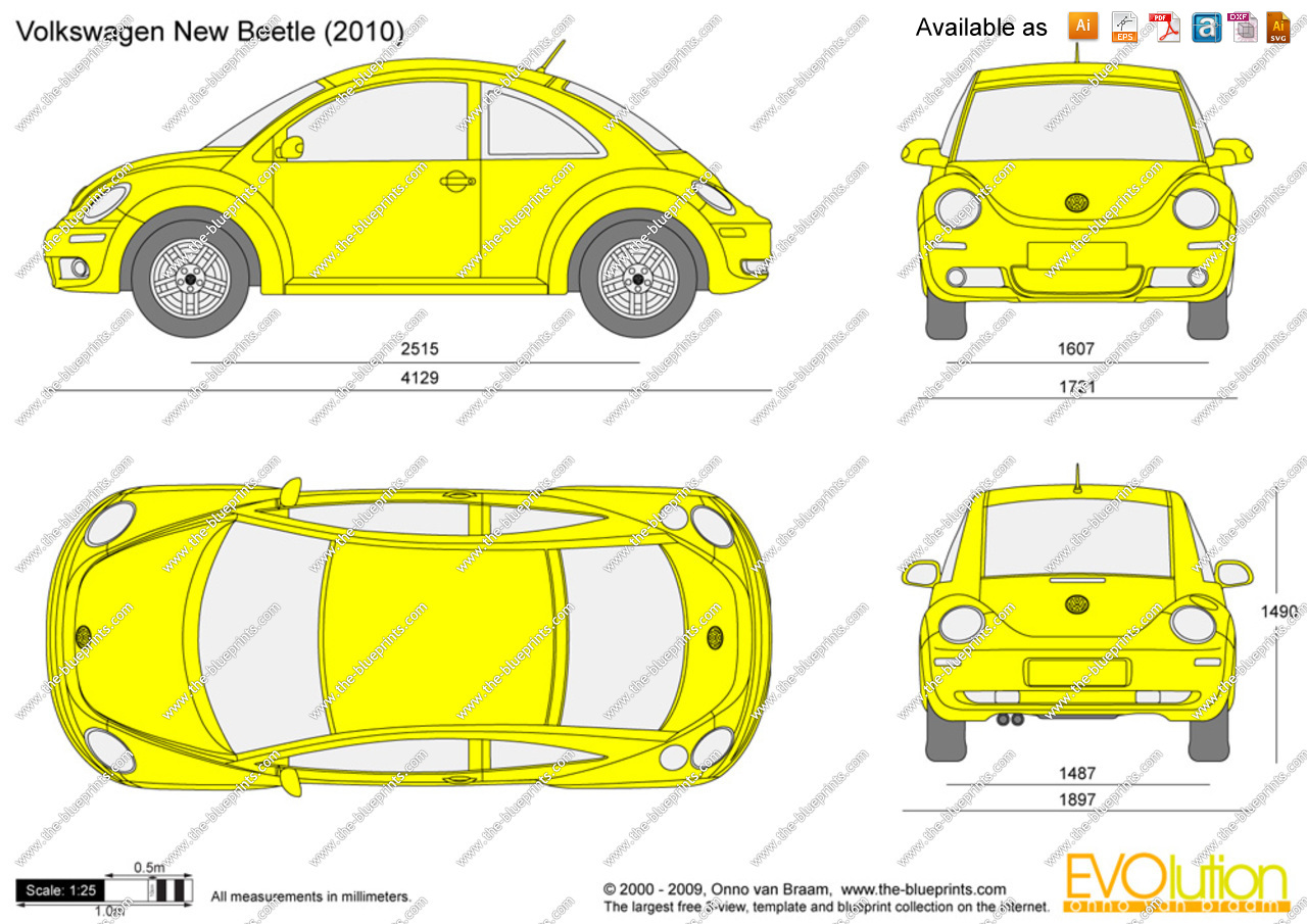 Volkswagen Drawing at GetDrawings.com | Free for personal use ...