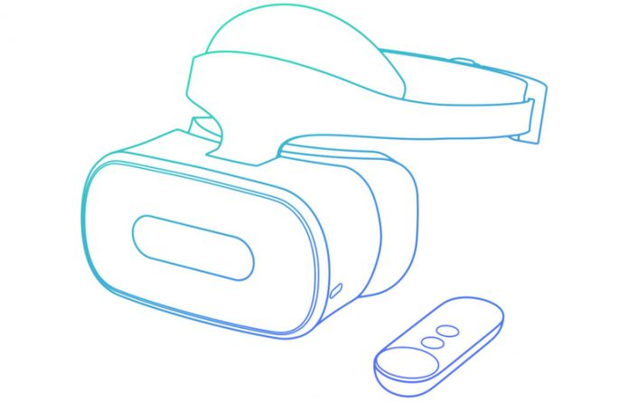 696x445 Lenovo's Upcoming Mirage Solo Standalone Daydream Vr Headset Hits