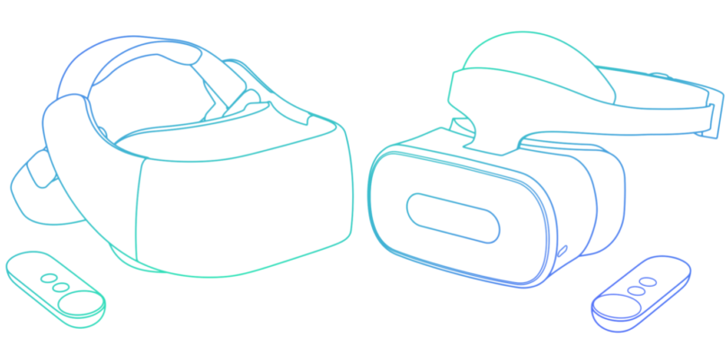 810x405 Standalone Google Vr Headsets Coming From Htc And Lenovo