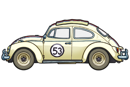 450x300 1963 Vw Beetle (Herbie) Check Out My Website Follow Me