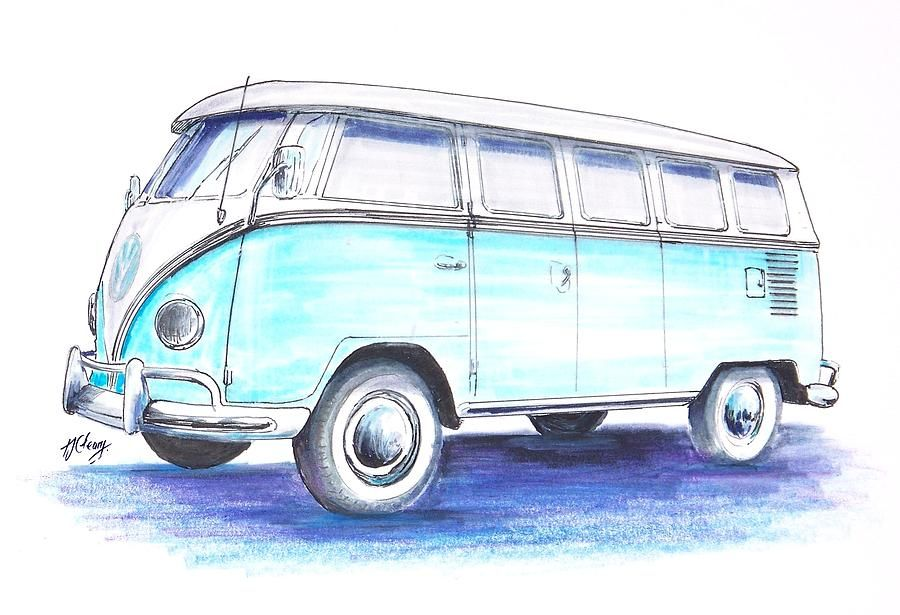 900x615 Vw Drawing