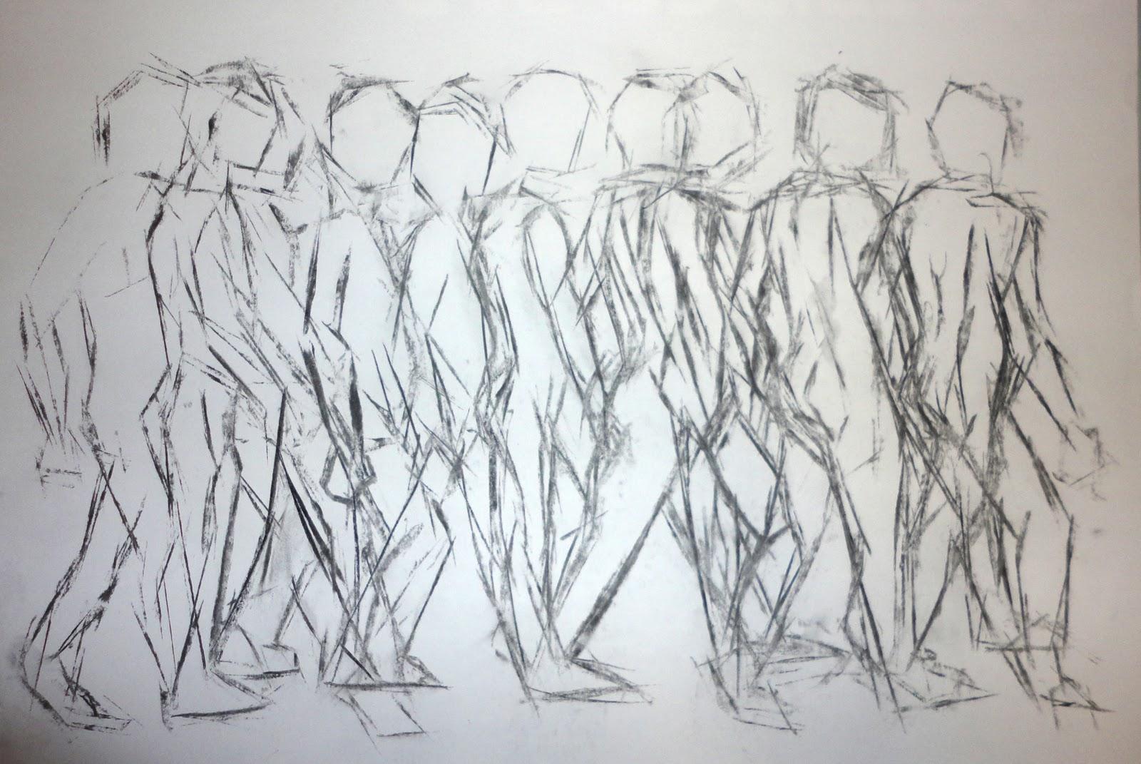 1600x1071 Cassandra Adsett's Little Blog Of Animation Life Drawing Session One