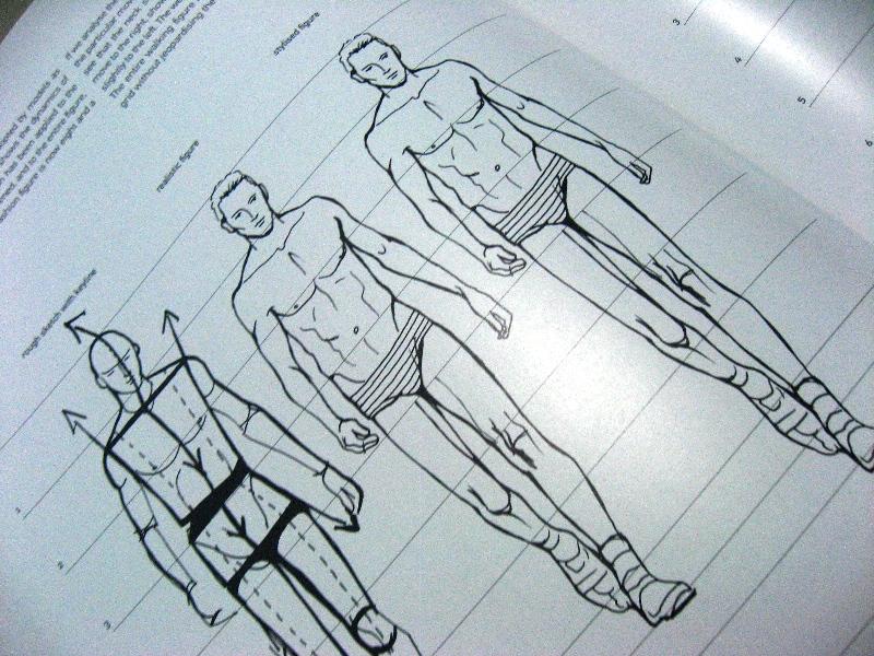 800x600 J.walking Figure Drawing For Men's Fashion