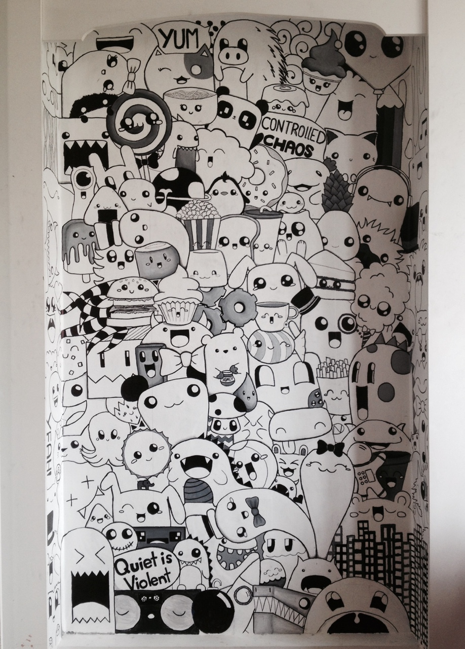 918x1280 Drawing On Wall Tumblr Art Drawings Tumblr Doodles Easy