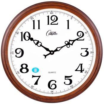 350x350 Zhenfu 22 Inch Room Wall Clock Drawing Office Clocks Mute, Quartz