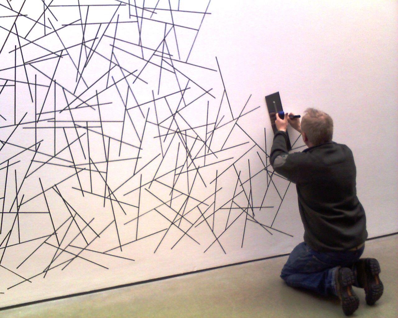 1280x1024 Sol Lewitt Wall Drawings