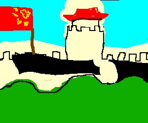 300x250 Great Wall Of China