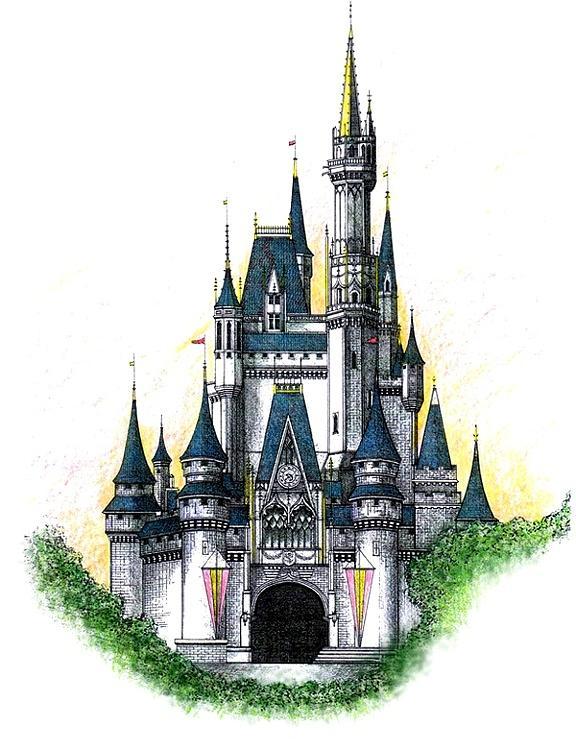 576x750 Walt Disney World Cinderella Castle Cinderella Castle, Walt
