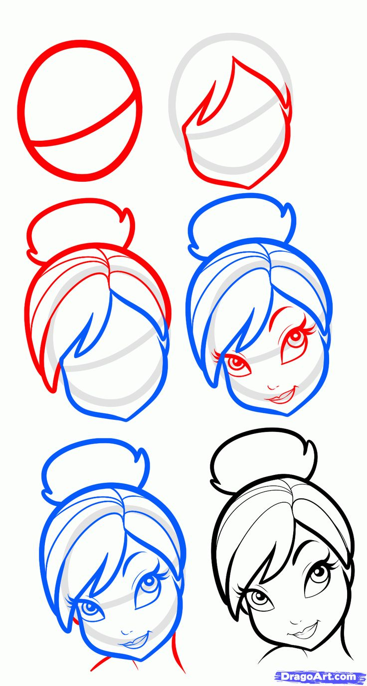 736x1374 Easy Step By Step Drawings Of Disney Characters
