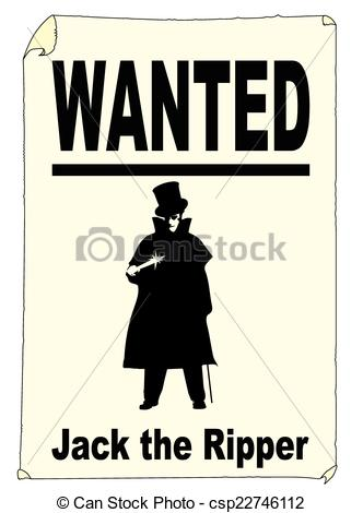 332x470 Wanted Jack The Ripper. A Jack The Ripper Wanted Poster Over