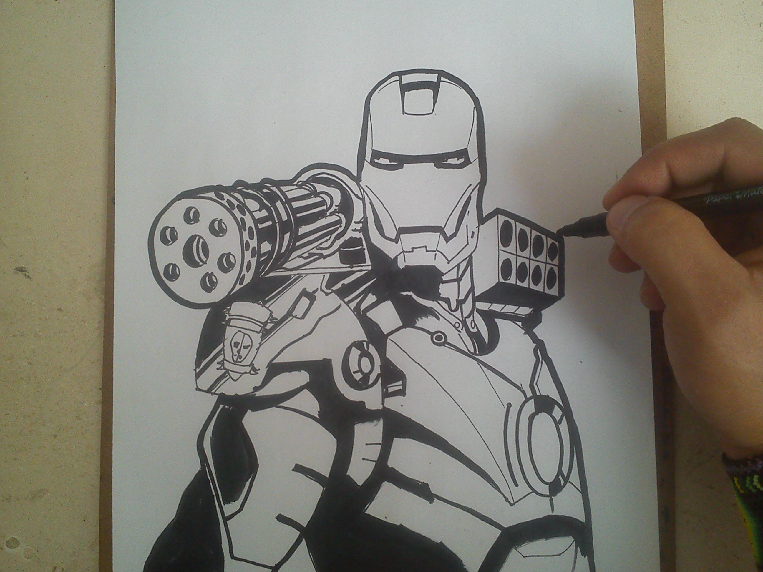 2592x1944 Como Dibujar A Maquina De Guerra How To Draw A War Machine