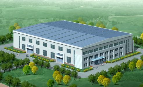 492x300 China Construction Design Steel Frame Structure Warehouse Drawing