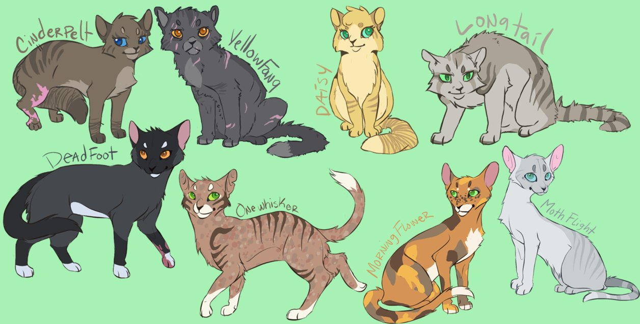 1256x636 Warrior Cat Drawings Colored Wallpapers Gallery