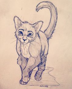 236x289 How Do You Draw A Warrior Cat Warrior Cats Set 18 By Kasarawolf