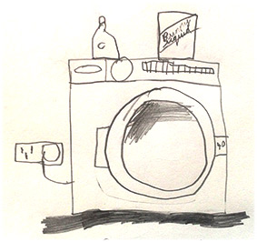 283x266 Washing Machine Shoo Rayner Author