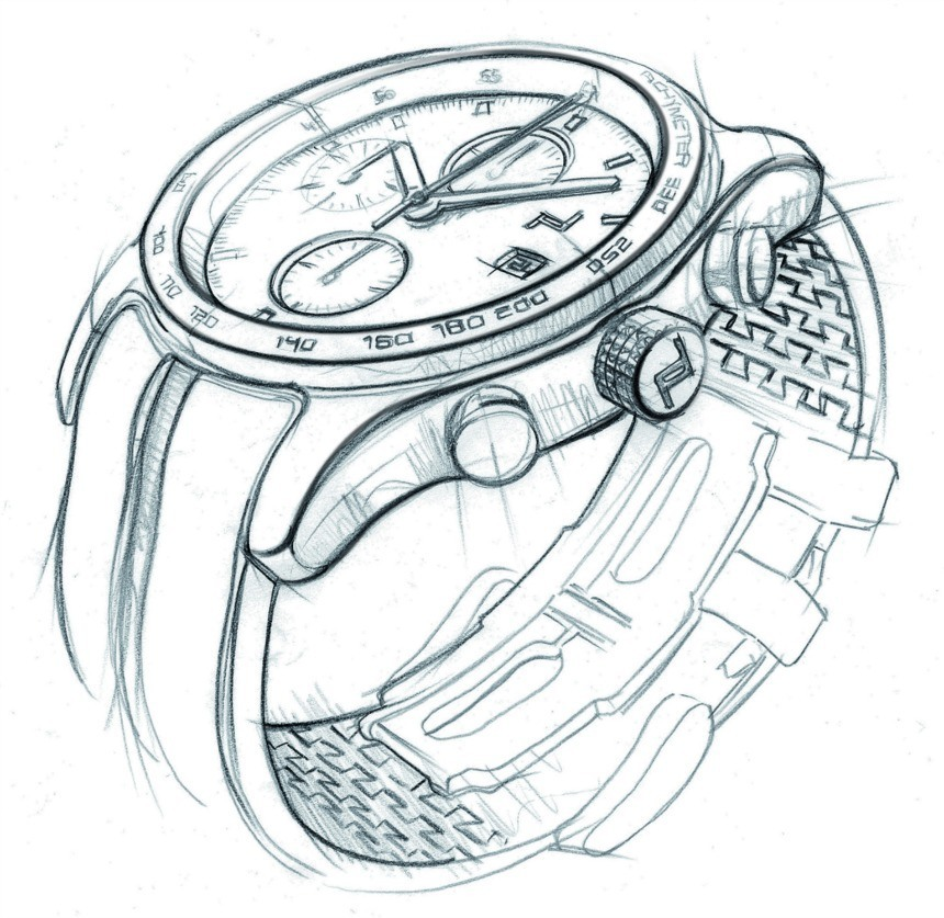 860x837 The Future Of Porsche Design Watches And The Timepiece No. 1