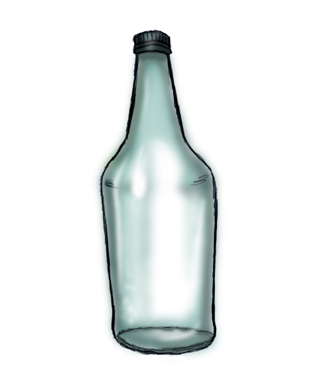 675x789 How To Draw A Water Bottle Hubpages