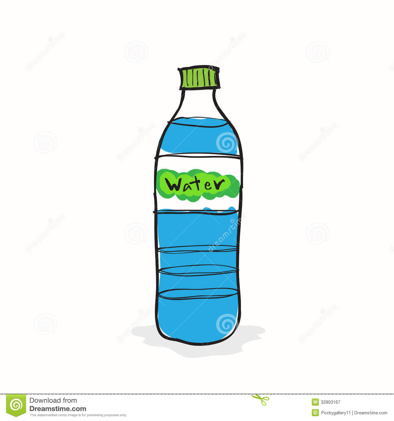 1300x1390 Water Bottle Drawing How To Draw A Water Bottle Roadrunnersae