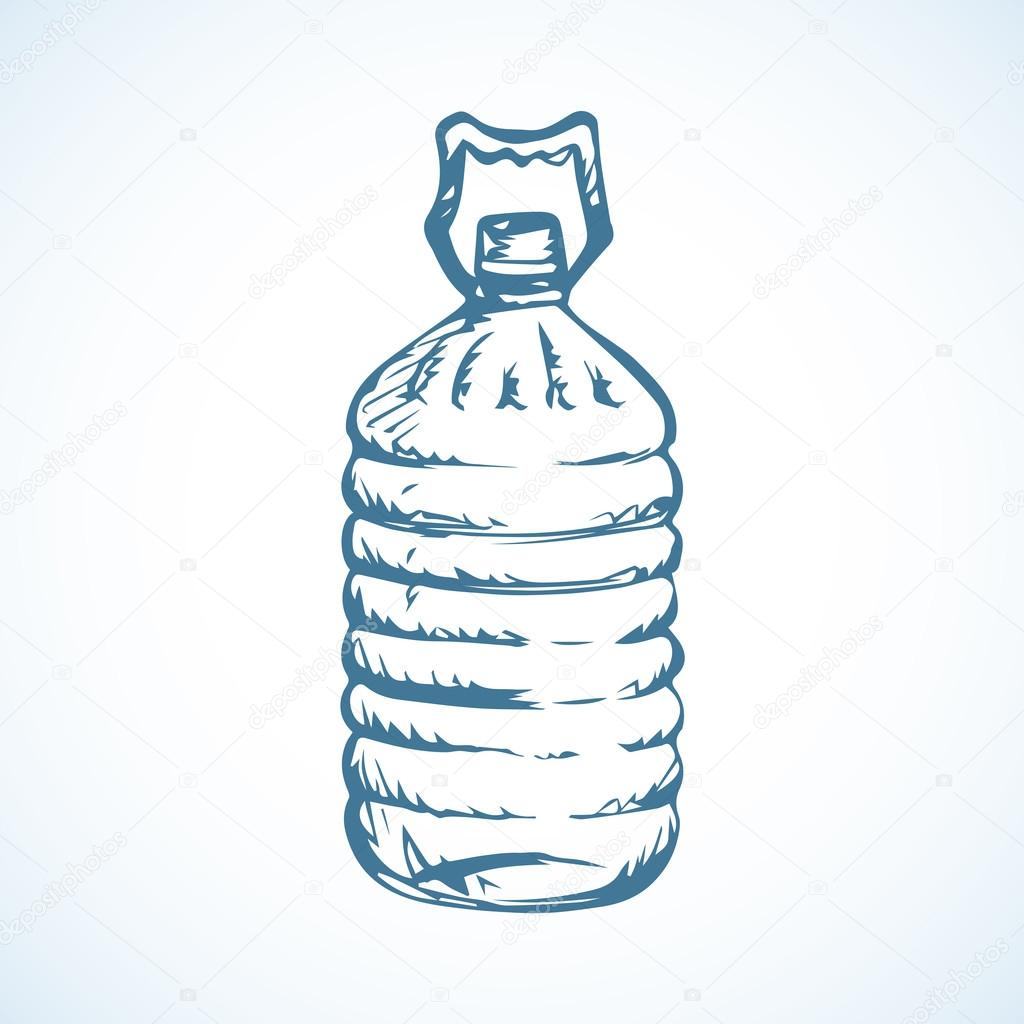 Water Bottles Drawing At Getdrawings Free For Personal Use