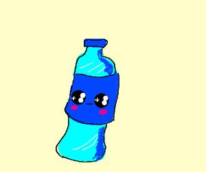 300x250 Chibi Water Bottle