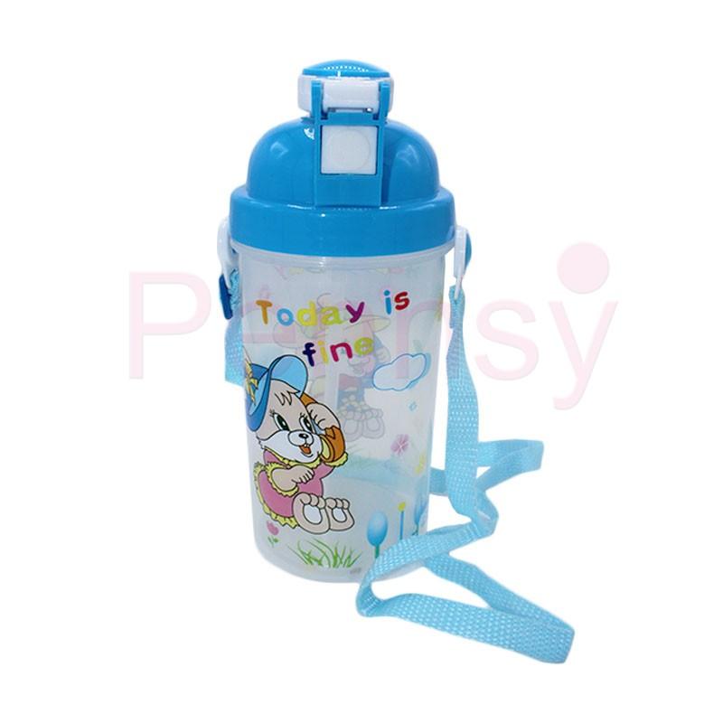 800x800 Water Bottle Blue Drawing Teddy Bear 0,5l Buy Online Pennsy Cameroun