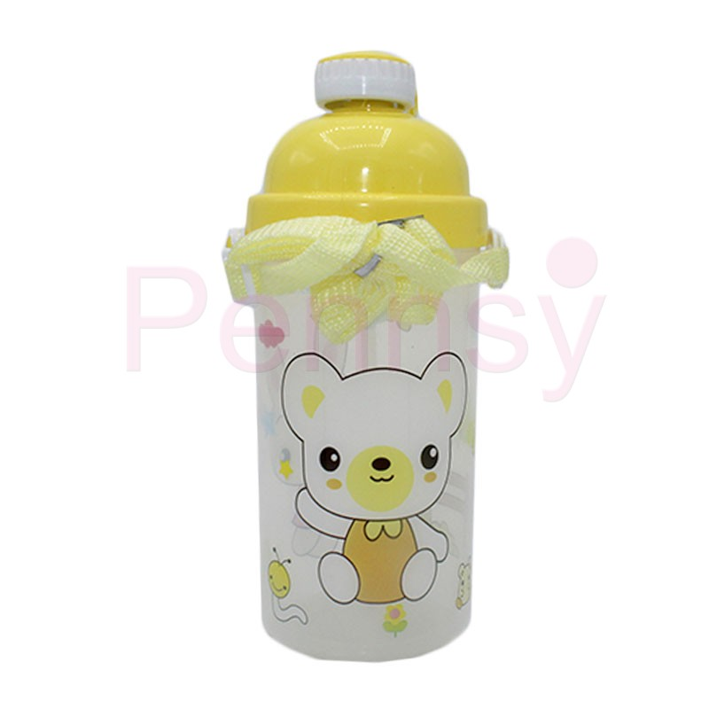 800x800 Water Bottle Yellow Drawing Teddy 0,5l Buy Online Pennsy Cameroun
